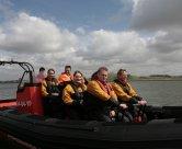 Hot Zone verzorgd op het strand van Wijk aan Zee; bedrijfsuitjes, evenementen, activiteiten, feesten,  vrijgezellenfeesten van RIB powerboot varen tot blokarten.