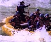 Coast Rafting